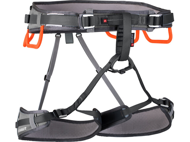 Mammut Ophir 4 Slide Harness titanium-phantom